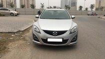 Bán xe Mazda 6 2.0AT đời 2012, màu bạc, nhập khẩu nguyên chiếc, giá tốt