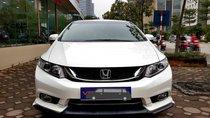 Bán Honda Civic 2.0 2016, màu trắng