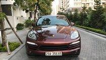 Bán xe Porsche Cayenne đời 2013, màu đỏ, xe nhập