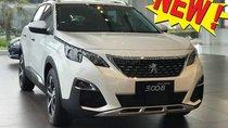 Bán Peugeot 3008 1.6 Turbo, tự động, màu trắng, khuyến mãi hấp dẫn, xe giao liền - LH 0909076622