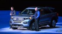 Xe bán chạy Ford Explorer 2020 chính thức trình làng, chốt giá cao hơn trước