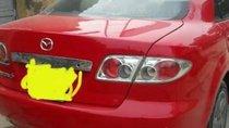 Cần bán xe Mazda 6 đời 2004, màu đỏ