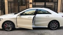 Cần bán gấp Mercedes 45 AMG đời 2017, màu trắng, giá tốt