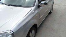 Cần bán xe Chevrolet Lacetti đời 2009, màu bạc, xe nhập