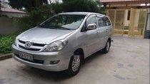 Cần bán xe Toyota Innova 2008, màu bạc, giá 248tr