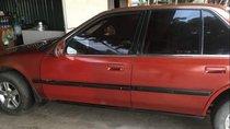Cần bán gấp Honda Accord 1991, màu đỏ, nhập khẩu