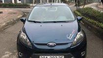 Cần bán lại xe Ford Fiesta năm sản xuất 2011, màu xanh lam, nhập khẩu