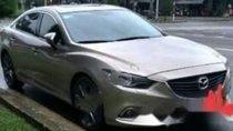 Bán gấp Mazda 6 2.5 AT sản xuất 2015, màu vàng