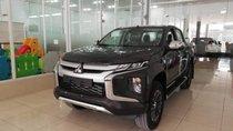 Cần bán xe Mitsubishi Triton năm sản xuất 2019, màu đen, nhập khẩu nguyên chiếc