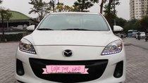 Ô Tô Thủ Đô bán xe Mazda 3 S 1.6AT sản xuất 2013 màu trắng, 481 triệu