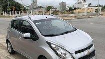 Cần bán xe Chevrolet Spark đời 2013, màu bạc số sàn, giá tốt