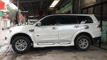 Bán xe Mitsubishi Pajero Sport đời 2014, màu trắng, nhập khẩu nguyên chiếc, giá 650tr