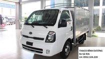 Khuyến mãi hấp dẫn khi mua xe Kia K200 tải trọng 1,9 tấn. Hỗ trợ trả góp lãi suất thấp, xe tại Bình Dương