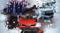Toyota Việt Nam tăng trưởng 11%, kết thúc năm 2018 với nhiều thành tích đáng nể