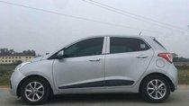 Cần bán Hyundai Grand i10 đời 2014, màu bạc, nhập khẩu nguyên chiếc, giá tốt