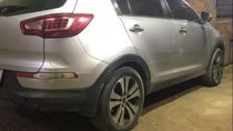 Cần bán xe Kia Sportage năm 2011, màu bạc, giá tốt