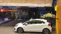 Cần bán gấp Kia Rio năm 2015, màu trắng, nhập khẩu nguyên chiếc