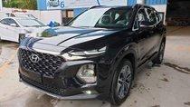 Cần bán Hyundai Santa Fe năm 2019, màu đen, nhập khẩu nguyên chiếc