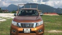 Cần bán Nissan Navara sản xuất năm 2017 chính chủ, 596tr