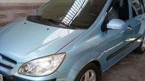 Xe Hyundai Getz 1.6 AT sản xuất năm 2008, màu xanh lam, nhập khẩu