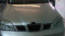 Cần bán xe Daewoo Lacetti đời 2005, màu bạc, giá 150tr
