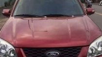 Bán Ford Escape năm sản xuất 2010, màu đỏ giá cạnh tranh