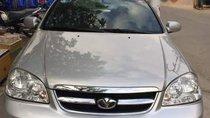 Cần bán lại xe Daewoo Lacetti năm 2010, màu bạc còn mới, 230tr