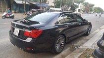 Cần bán xe cũ BMW 7 Series 730li đời 2012, màu đen, nhập khẩu