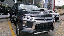Cần bán xe Mitsubishi Triton năm 2019, màu đen, nhập khẩu nguyên chiếc, giá tốt