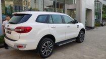 Cần bán xe Ford Everest 2.0 AT đời 2018, màu trắng