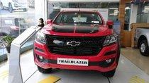 Bán xe Chevrolet Trailblazer 2.5 MT 2019, màu đỏ, xe nhập