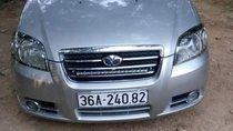 Cần bán xe Daewoo GentraX sản xuất năm 2009, màu bạc
