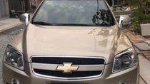 Bán Chevrolet Captiva LTZ Maxx 2010, máy xăng 2.4, số tự động, model 2011, màu bạc