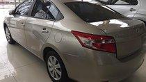 Bán ô tô Toyota Vios 1.5E năm sản xuất 2016