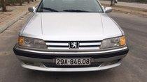 Bán Peugeot 605 SR năm sản xuất 1994, màu bạc, nhập khẩu