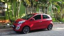Cần bán lại xe Kia Picanto năm 2014, màu đỏ