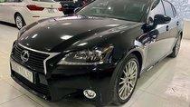 Cần bán xe Lexus GS 350 đời 2015, màu đen, xe nhập như mới
