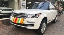 Cần bán xe LandRover Range Rover HSE 3.0 năm 2016, Đk lần đầu 2018, màu trắng siêu siêu lướt