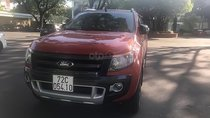 Bán ô tô Ford Ranger đời 2015, màu đỏ, nhập khẩu chính chủ