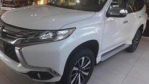 Bán xe Mitsubishi Pajero Sport 4x2 AT Mivec 2018, màu trắng, nhập khẩu nguyên chiếc Thái
