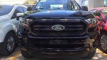 Bán xe Ford Ranger XL 2.2L 4x4 MT năm sản xuất 2018, màu đen, xe nhập