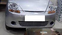 Bán xe Chevrolet Spark Van 0.8 MT đời 2011, màu bạc