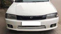 Bán Mazda 323 1.6 MT năm 2000, màu trắng, giá 82 triệu