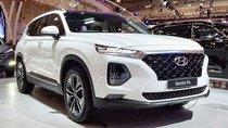 XE GIAO NGAY ĐỦ MÀU - Hyundai Santa Fe 2019, Giá cực tốt, Khuyến mại cực cao, Trả góp 85%, Lãi ưu đãi - 0933598285