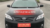 Bán xe Toyota Corolla 1.6 XLI đời 2011, màu đen, nhập khẩu nguyên chiếc