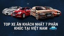 Top xe hơi bán chạy nhất 7 phân khúc tại Việt Nam năm 2018