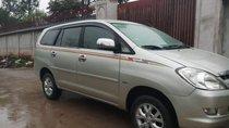 Cần bán Toyota Innova G sản xuất 2007