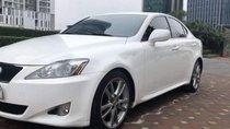 Bán Lexus IS 250 năm sản xuất 2007, màu trắng, nhập khẩu nguyên chiếc như mới