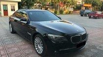 Bán BMW 750Li 4.4 V8 AT sản xuất năm 2009, màu đen, nhập khẩu nguyên chiếc chính chủ