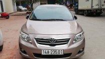 Cần bán Toyota Corolla Altis 1.8 AT đời 2009 giá cạnh tranh